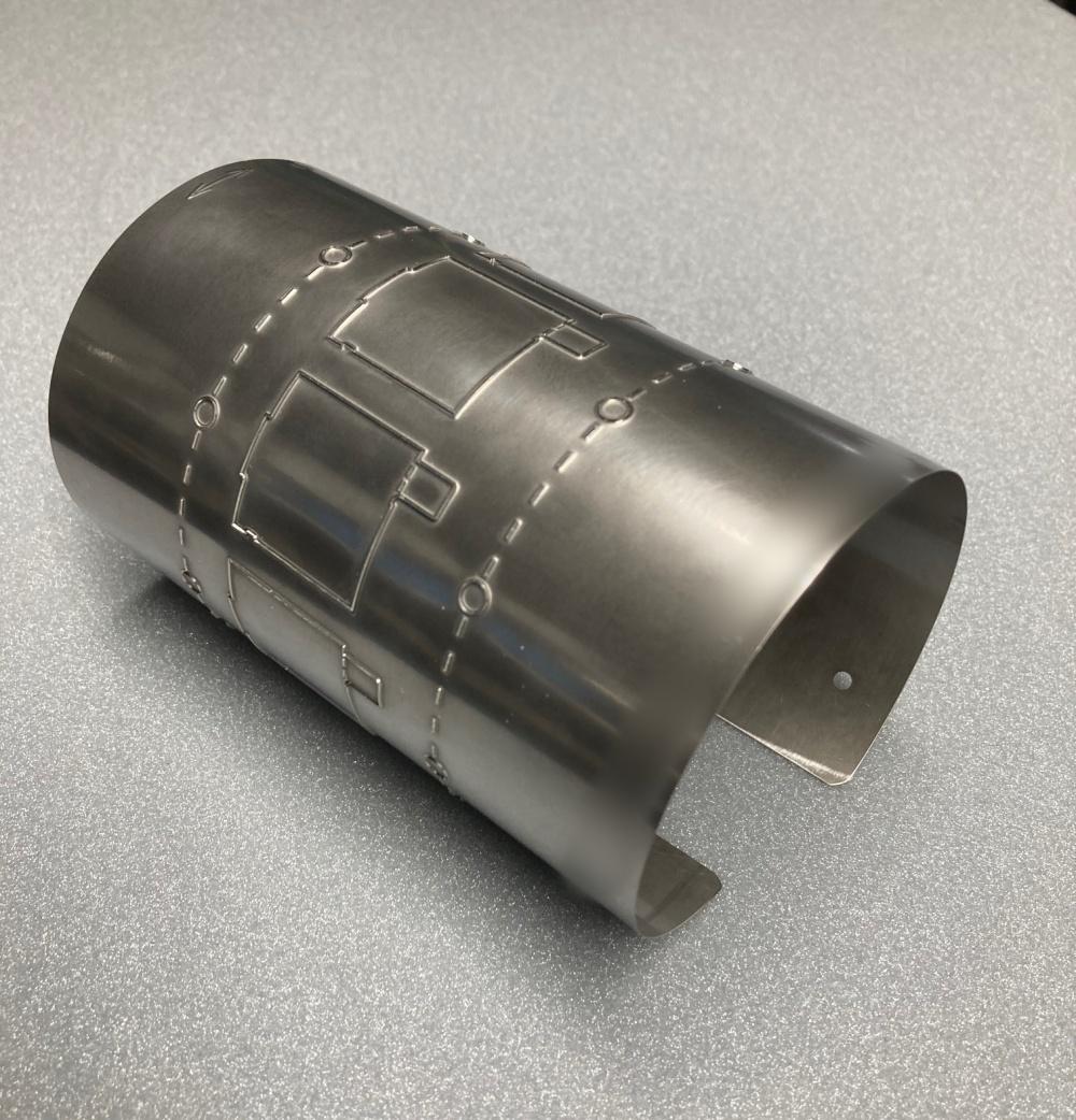 フィルム/シート加工用型(輪転ピナクル型)のアイキャッチ画像